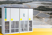 Siemens expands range of central inverters