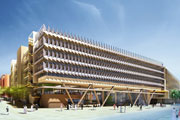 Siemens Headquarters in Masdar City chosen for top architectural award.