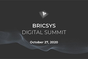 Sign Up for The Bricsys Digital Summit - 27 October 2020