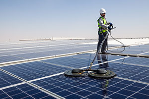 SirajPower Extends Its Solar Operations and Maintenance Beyond Its Portfolio for The Solar Sector