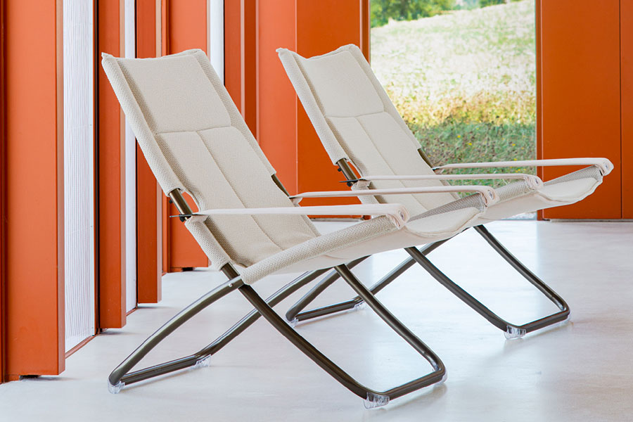 Snooze Cozy Deck Chair - New Collections and Range Extensions For 2021