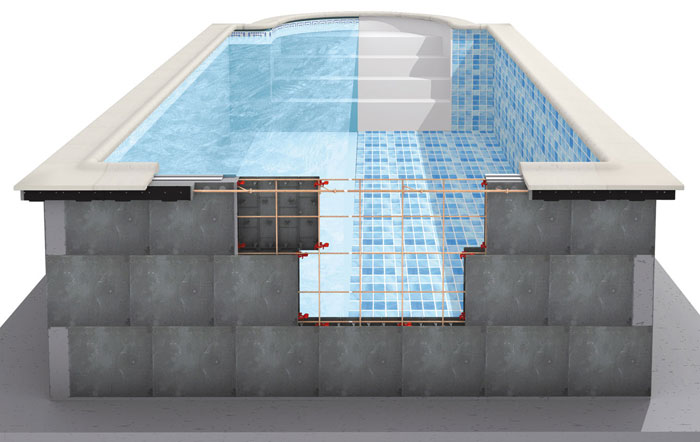 elevated swimming pool building construction page 2 diy chatroom home improvement forum - Swimming Pool Structural Design
