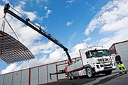 SSAB EcoUpgraded Steel Reduces CO2 Emissions for Transport Vehicles and Construction Machinery