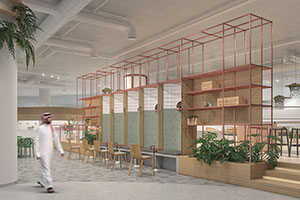 Summertown Interiors Appointed for Times Square Center Food Court Refurbishment Project