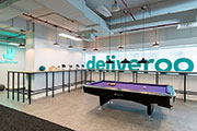 Summertown Interiors completes Deliveroo's new Dubai office