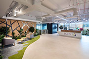 Summertown Interiors Completes 'Green' Fit Out of Sanofi's Dubai Headquarters