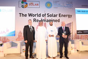 Summit draws government officials to Dubai for the Big 5 Solar