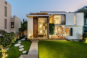 Sustainability Meets Luxury, An IGBC Green Home
