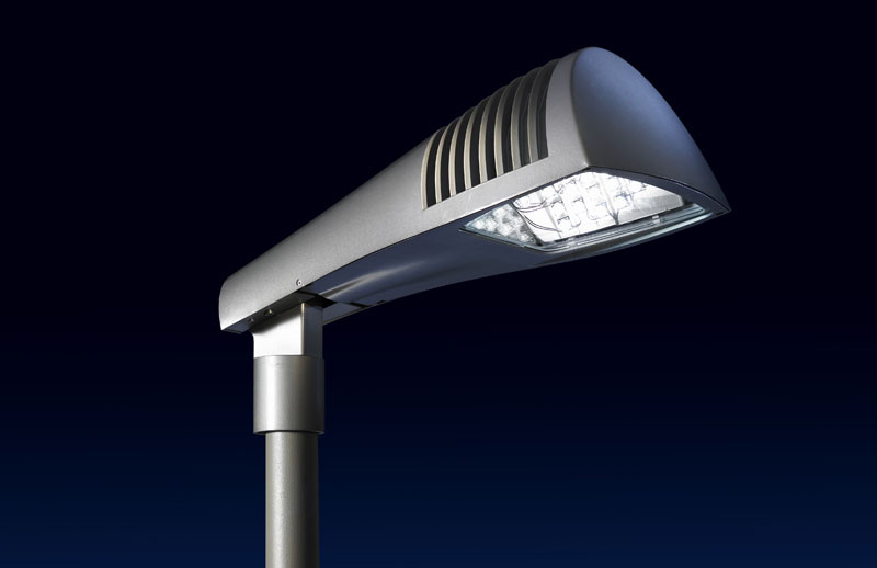 Sustainable Street Lighting With LEDs