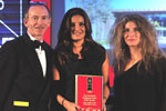 Tabanlıoğlu Architects receive global acclaim at the International Property Awards 2010 in London.