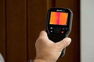 Teledyne FLIR Releases FLIR MR265 Moisture Meter and Thermal Imager with MSX