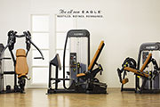 The all new Eagle training equipment from Cybex