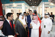 The Big 5 Saudi Opens: International construction products on display and in action