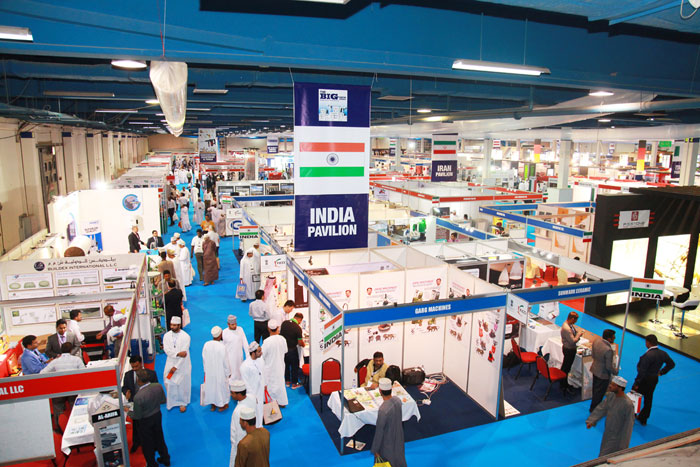 The big show oman to take place from march 28 to 31 2016 for International pool and spa show 2016
