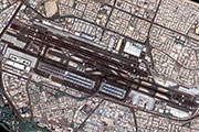 The Bigger Picture: Dubai International as Viewed from Space