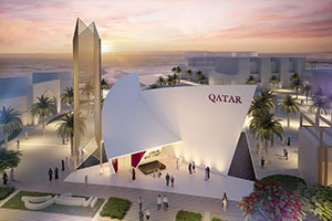 The Design and Delivery of the Qatar Pavilion at EXPO 2020