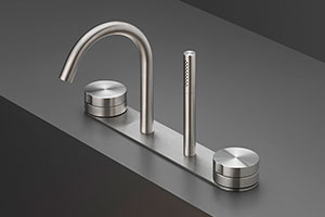 The Giotto Collection Designed in AISI 316/L Stainless Steel