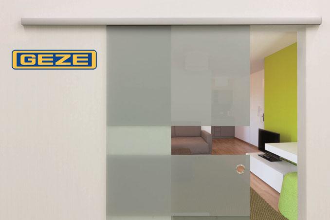 The New Geze Levolan 60 Sliding Door System