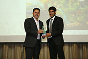 The Sustainable City awarded 'Green Residential Building' accolade