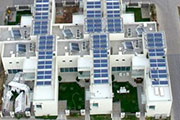 The Sustainable City officially starts clean energy production