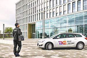 Thyssenkrupp Elevator Now Called TK Elevator with New Global Brand TKE