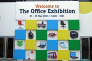 Top manufacturers and distributors confirm their return to The Office Exhibition 2012.