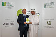 TRL and the Ministry of Municipality & Environment win 'Green Research' award