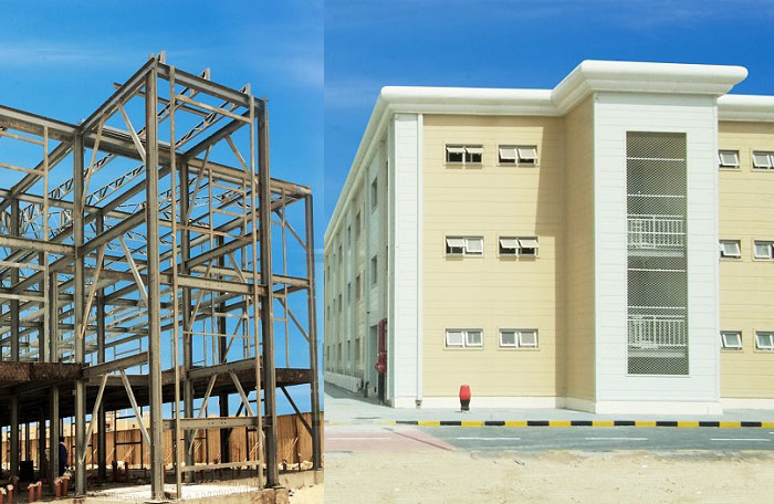 TSSC advances Pre-Engineered Buildings system in the Middle East