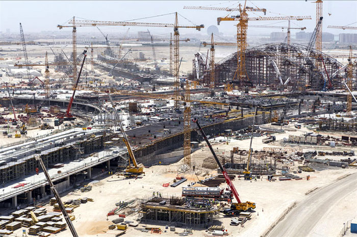Credit Report Companies >> UAE Construction Sector's Pace Set to Rapidly Accelerate ...