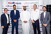 UAE-SirajPower Goes Live with Solar Rooftop for RSA-TALKE