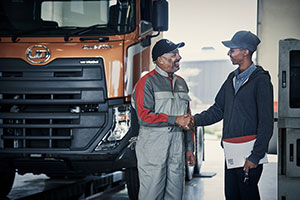 UD Trucks Extends Vehicle Warranties During The COVID-19 Lockdown Period in The MEENA Region