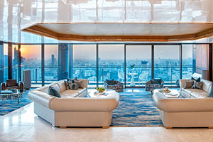 Ultimate Luxury Penthouse Project in Bangkok