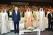Under the Patronage of Mohamed Bin Zayed, Hamed Bin Zayed Inaugurates the World Road Congress