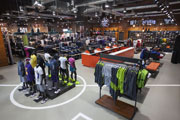 US sportswear brand goes for LEDs