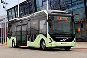 Volvo Buses launches the public transport of the future