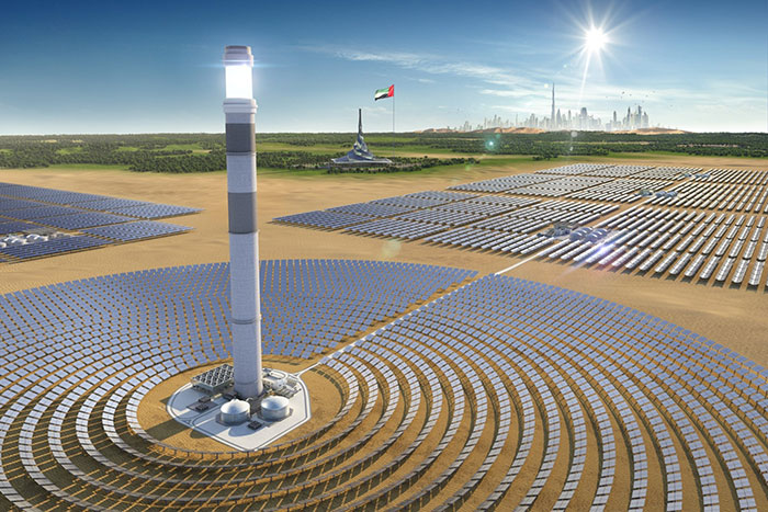WETEX 2019 documents the UAE's drive towards green energy, in line with global trend