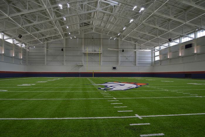 Where Champions Train: Kalwall Lights Up Broncos' Indoor Facility