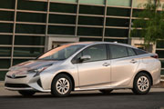Win a Hybrid Toyota Prius at the 10th World Future Energy Summit