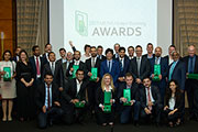 Winners of 2017 MENA Green Building Awards