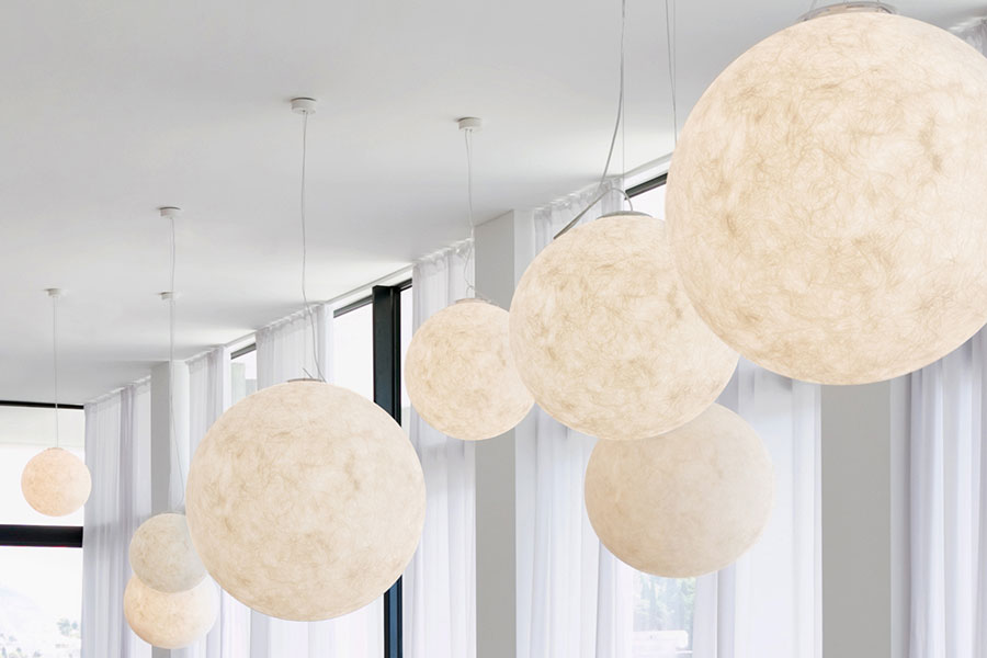With Luna Pendant Lighting, The Inspiration Comes from The Moon