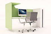 Workspace International launches new acoustic and cozy office furniture