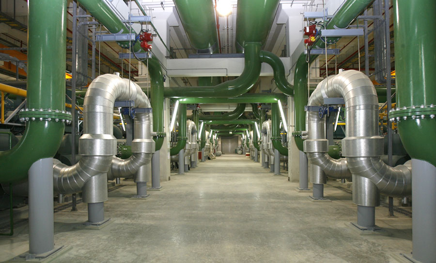 World S Largest District Cooling Plant Opens At The Pearl