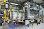 """Zero Waste"" at Knauf AMF – binder recovery saves 4000 tonnes of CO2"
