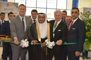 Zeyad Bin Bassam Mohammed Al Bassam Inaugurated The Big 5 Saudi 2017
